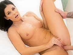 India Summer & Clover in MILFS Love Big Dicks, Scene #03