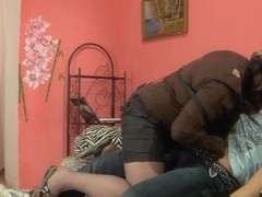 MaturesAndPantyhose Video: Stephanie and Govard