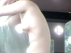 Wet boobs of amateur Asians are shaking on hidden cam dvd 03010