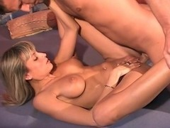 German cutie try anal sex