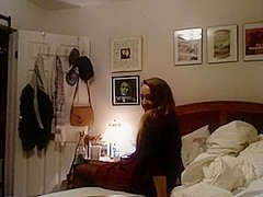 Dilettante college legal age teenager screwed by friend ally