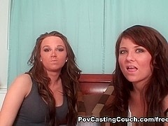 Povcastingcouch Movie: Casey Cumz And Pressley Carter