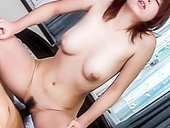 Horny Japanese model in Best JAV uncensored Fingering scene