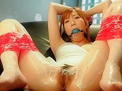 Best Japanese whore Chisato Mukai in Crazy JAV uncensored Hairy video