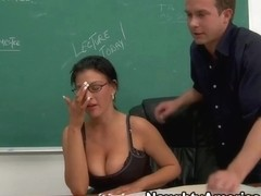 Marilyn Scott & Scott Stone in My First Sex Teacher