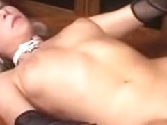 Fetish-loving Swedish minx got facial after fucking