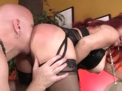Sexy Vanessa Sucks and Fucks Tom