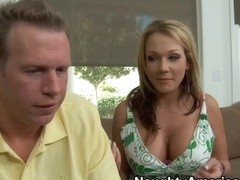 Nikki Sexx & Mark Wood in I Have a Wife