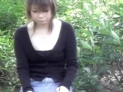 Sharking hot video of marvelous sweetie being caught off guard