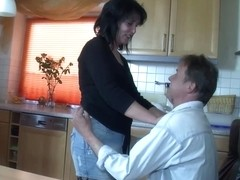 MMV FILMS Amateur German Mom