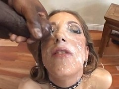 Super Glazed Facial Lady