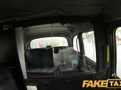 FakeTaxi: Hot golden-haired in boyfriend revenge