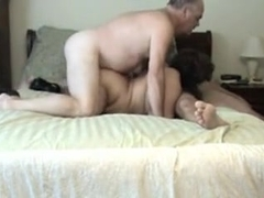 Insane hotty fucking and giving fellatio-service in changing room
