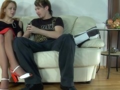 NylonFeetVideos Clip: Salome and Rolf
