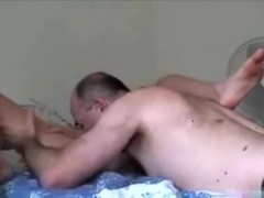 Compensated dating Eastern European cutie and baldness my daddy at the hotel