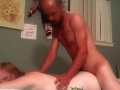 Massage and ride my wife.