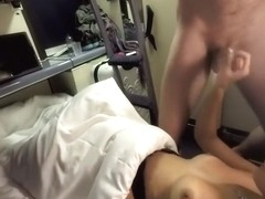 Horny Chick Does Naughty Things With a Stranger