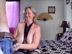 Hung Ginger gives mother I'd like to fuck multi orgasms