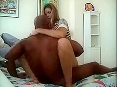 she cums hard on his bbc