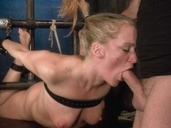 Mark Davis & Dia Zerva in Dia Zerva - SexAndSubmission