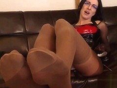Livecam Role Play - Curious Maid Turns Out To Be Trouble - KinkyFrenchies