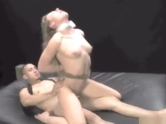 Evelyn bdsm pussy stretching poor callie