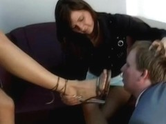 Russian-Mistress Video: Anna Gold & Arina