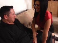 Eva Angelina & John Strong in I Have a Wife