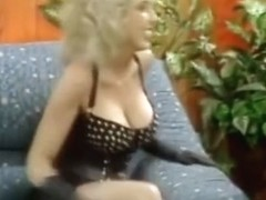 vintage leather blowjob