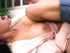 Melissa Lynn & Van Wylde in In The Garden Of The Milf - MilfHunter
