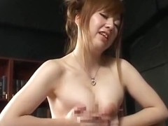 Exotic Japanese model Yuu Urumi in Incredible Big Tits, Blowjob JAV scene