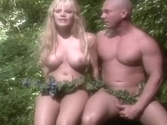 Melissa West Pussy Licked In The Forest