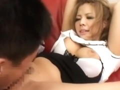 Hottest Japanese slut in Incredible Hardcore, Couple JAV scene