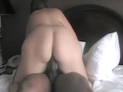 Black Dude Fucking Her Real Hard