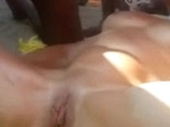 Exposed Beach - Squirting Wife