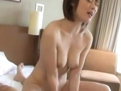 Japanese AV Model Is Ready For A Fucking
