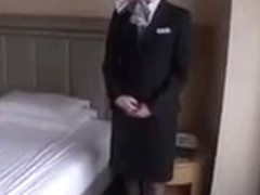 real flight attendant room service 1