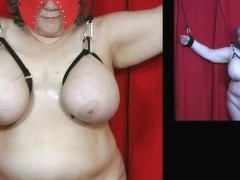 05-May-2018 Boob Baseball Tit Torture