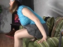 Pantyhose1 Clip: Clara and Megan