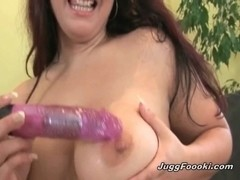 Busty whore enjoys hardcore sex