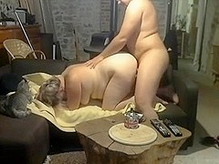 Fat amateur home video