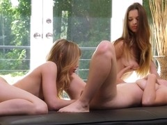 Ivy and Nikki and Ella Video - NetVideoGirls