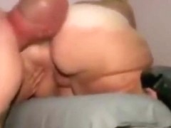 Mature SSBBW Ass Worshiping