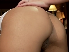 Amazing fetish, brunette porn scene with best pornstars Sinn Sage and Beretta James from Wiredpussy