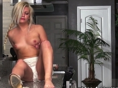 Horny pornstar Alex Little in Amazing Blonde, Masturbation adult clip