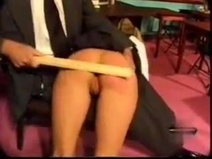 Detention Room Spankings