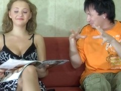 NylonScreen Movie: Alina and Rolf