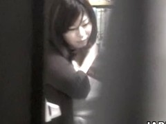 Asian cunt drilling video made by a horny voyeur neighbor
