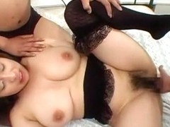 Amazing Japanese model Aya Shirayuki in Incredible Doggy Style, Cunnilingus JAV video