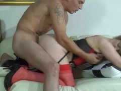 MomsGiveAss Video: Leonora and Tobias A